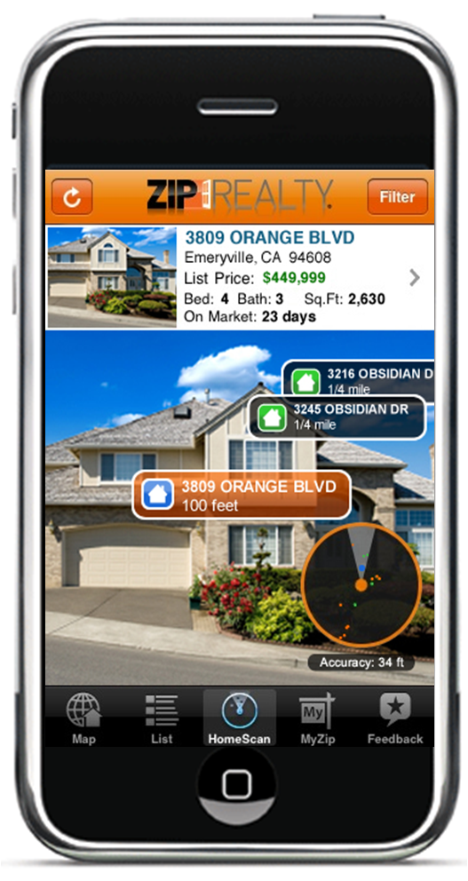 Ziprealty Blog Augmented Reality Ar For Real Estate